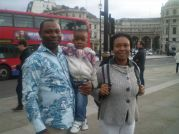 Nwanegbo Family In London
