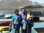 Kemasuode Wodu Family On The Dam