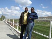 Dr & Mrs Emmanuel Ogali